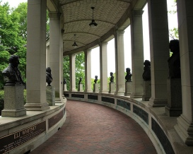 Hall of Fame of Great Americans, BCC